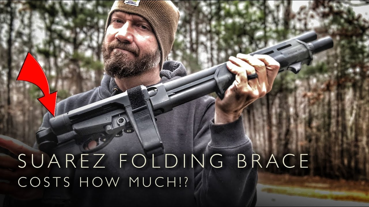 Tac-14 Folding Brace - Suarez International