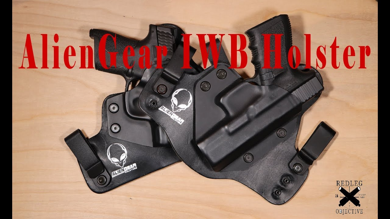 Alien Gear Holsters - Are they Good?
