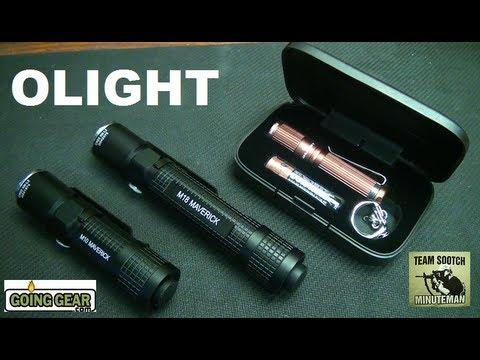 Olight LED Flashlights for EDC