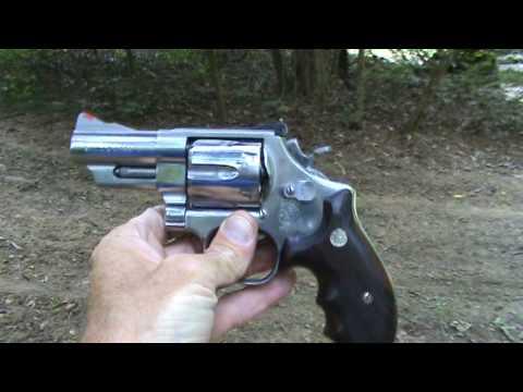 .44 Magnum Close-up (629 with 3