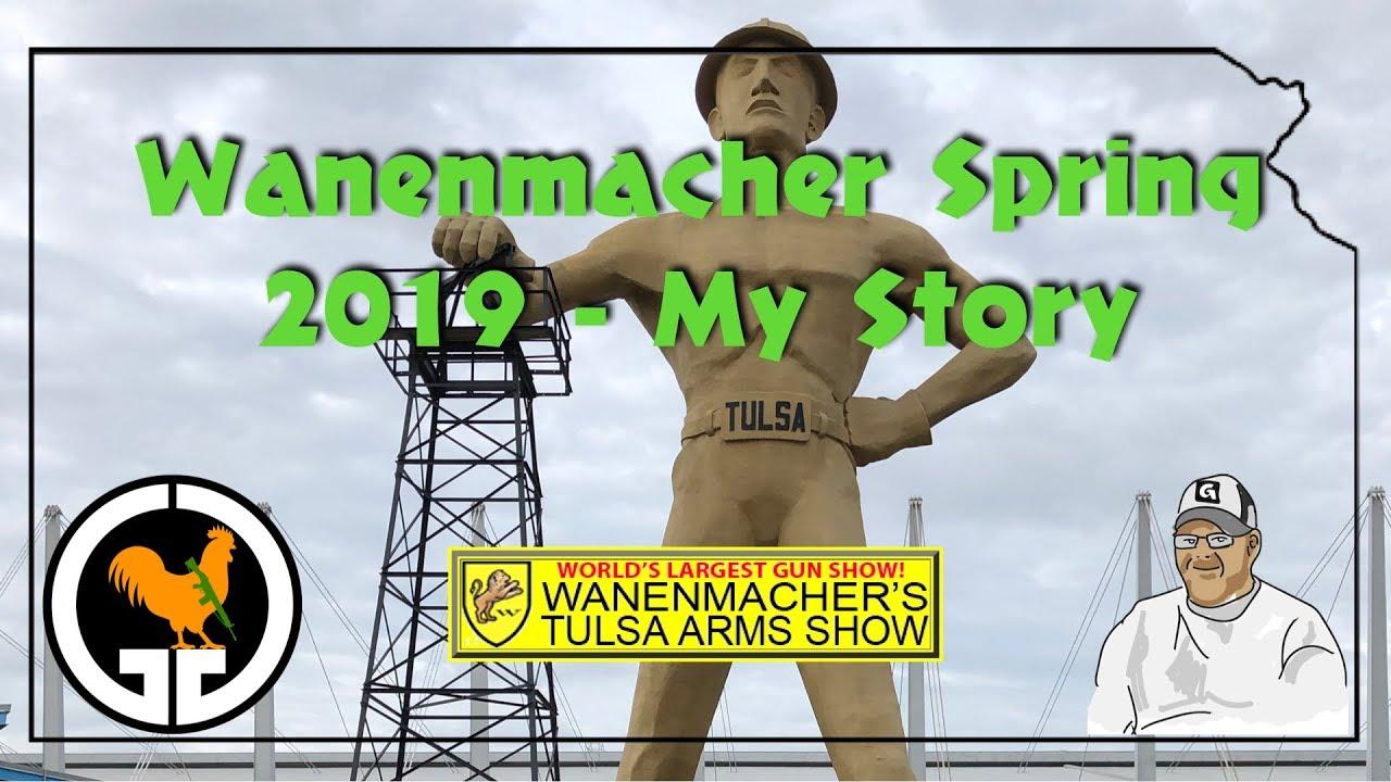 Wanenmacher Spring 2019 - My Story