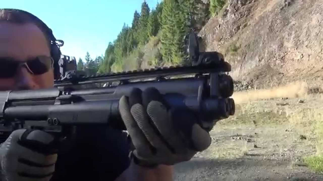 NEW Kel-Tec KSG 12 Gauge Shotgun (HD)