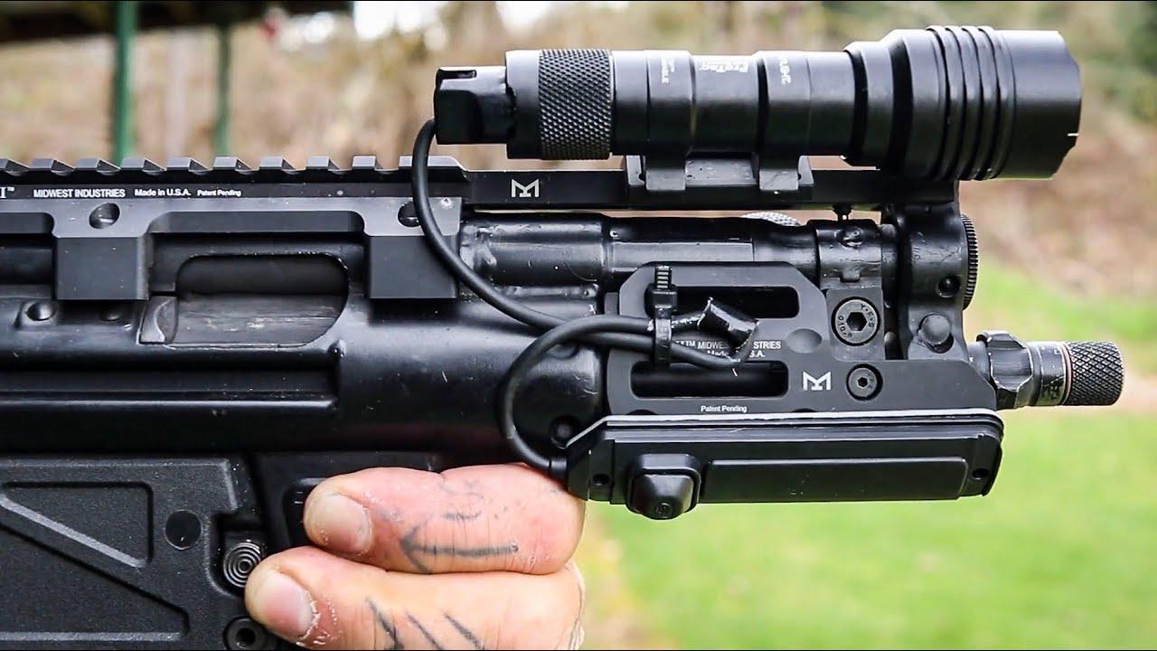 MI MP5K Optic Mount Review