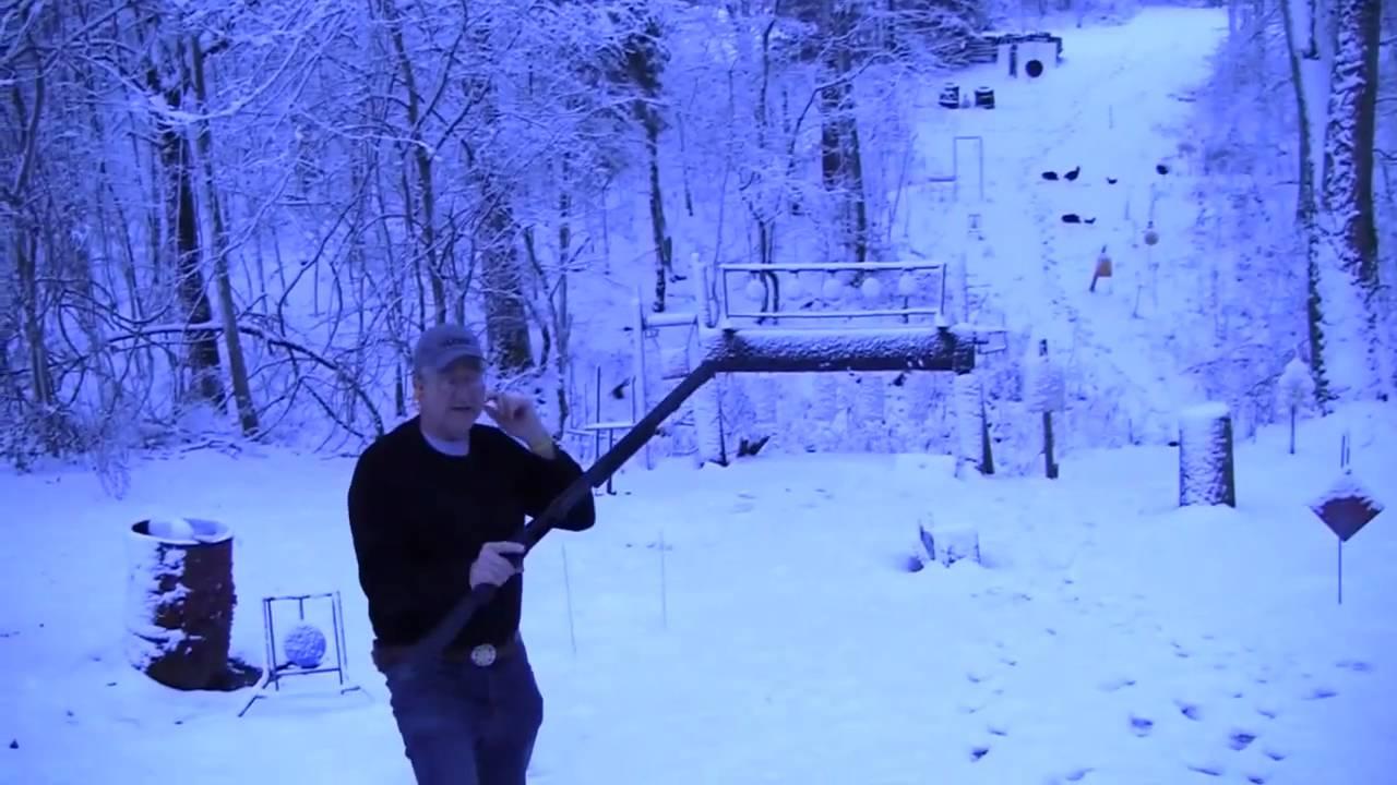 Shotgun Snow Removal