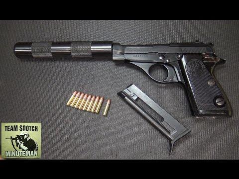 CAI Beretta Model 71 22LR Pistol Review