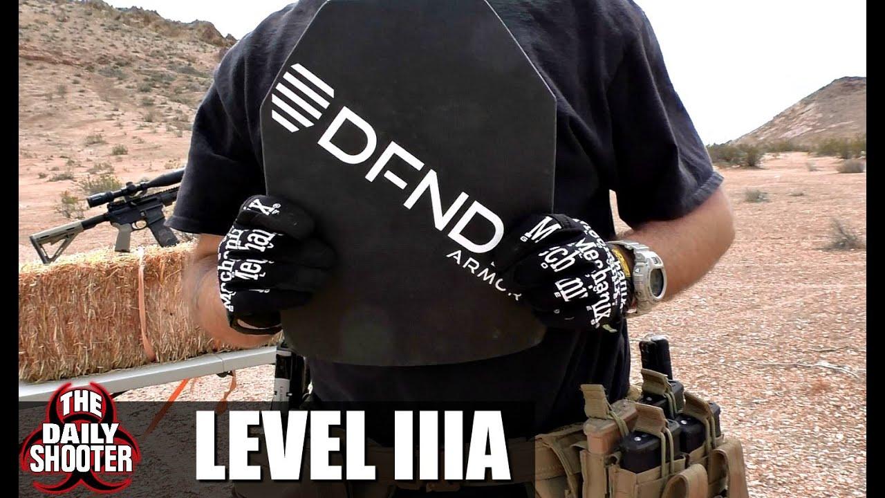 DFNDR Armor LVL 3A Pistol Plate Test & Review UNBELIEVABLE RESULTS