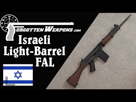 Israeli Light-Barrel FAL (from DS Arms)