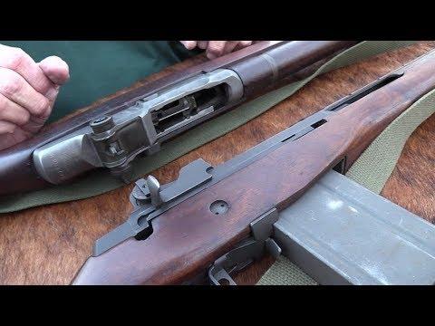 M1 Garand vs M14 / M1A