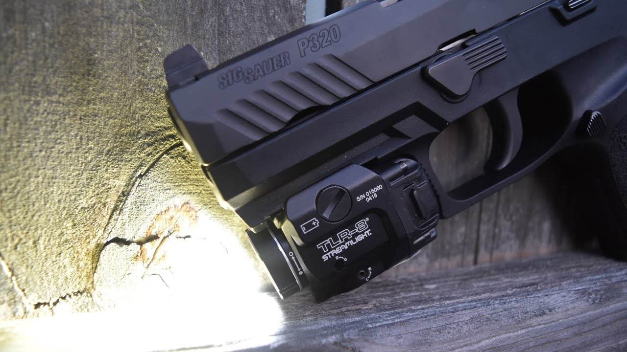 Streamlight TLR8...Big Things Do Come In Small Packages!