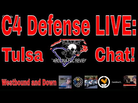 C4 Defense LIVE | Tulsa Chat