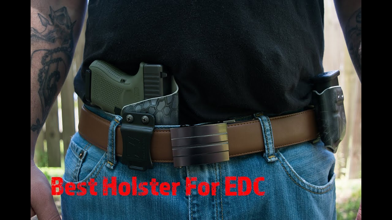 Tulster Holster & Echo Mag Carrier...The Perfect Pair For EDC