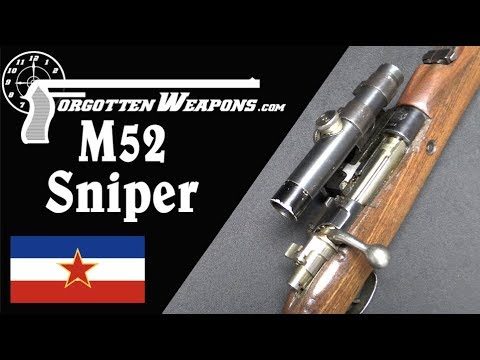 Yugoslav M52 Sniper: East Meets West