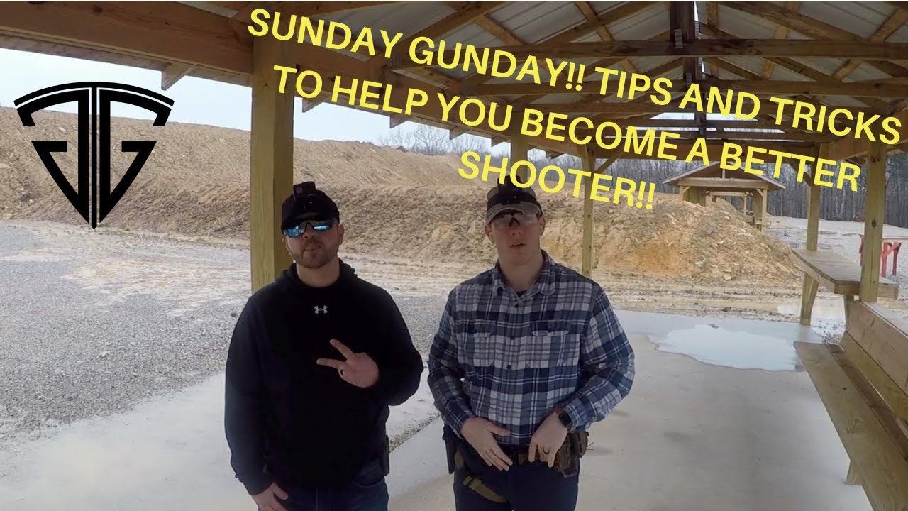 Top 4 drills to make you a better SHOOTER!  SUNDAY GUNDAY!!!