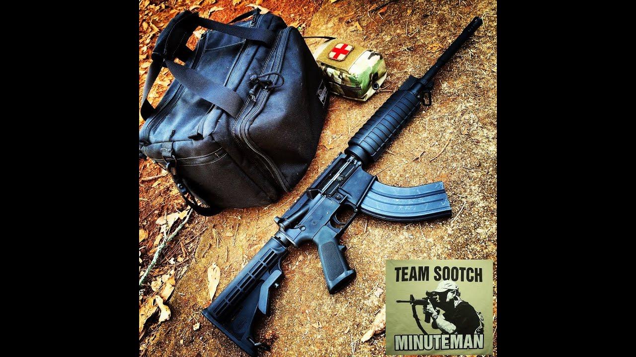7 62x39 Caliber AR Carbine Review