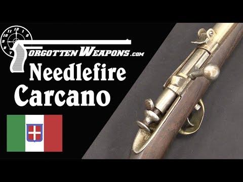 Italy Modernizes: the Carcano Needlefire Rifle Conversion