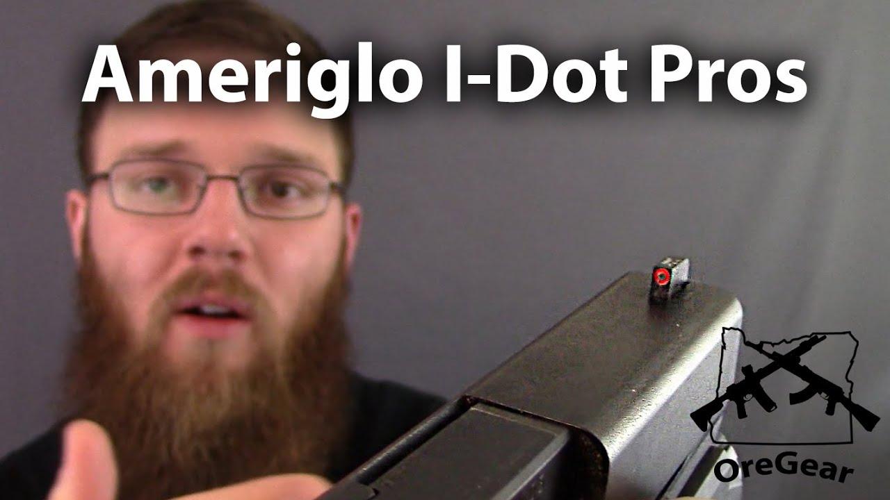 Ameriglo I-Dot Pro Review
