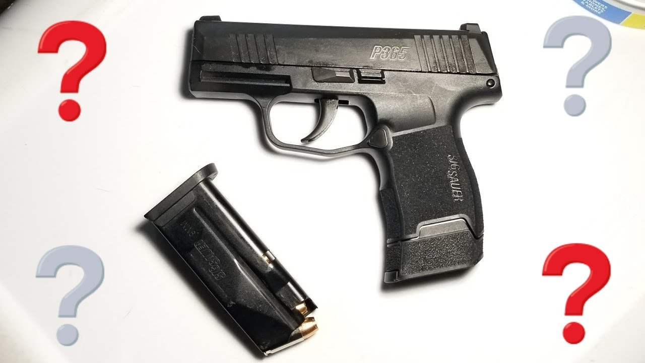 IS THE 12 ROUND MAG FOR THE P365 WORTH BUYING