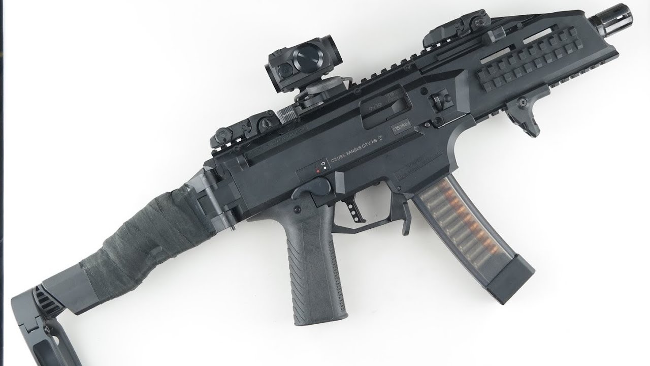 CZ Scorpion EVO Concealed Carry