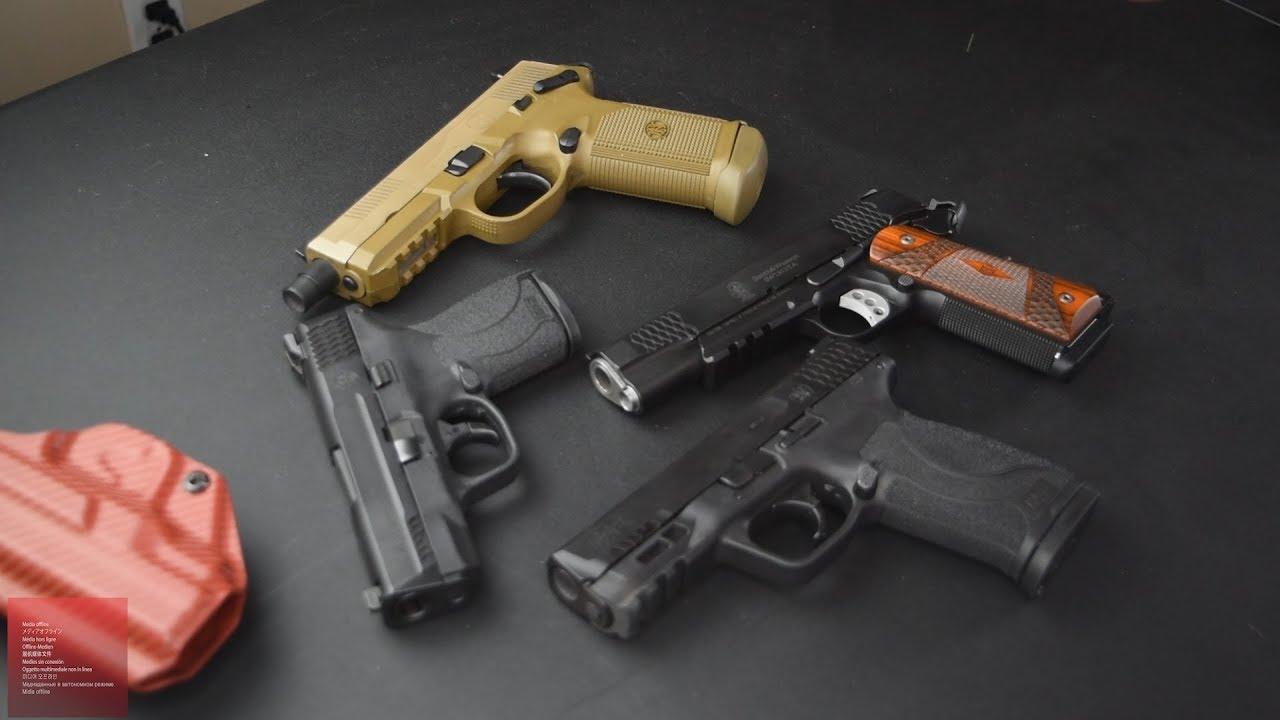 The Best .45 Pistol Platform Is...