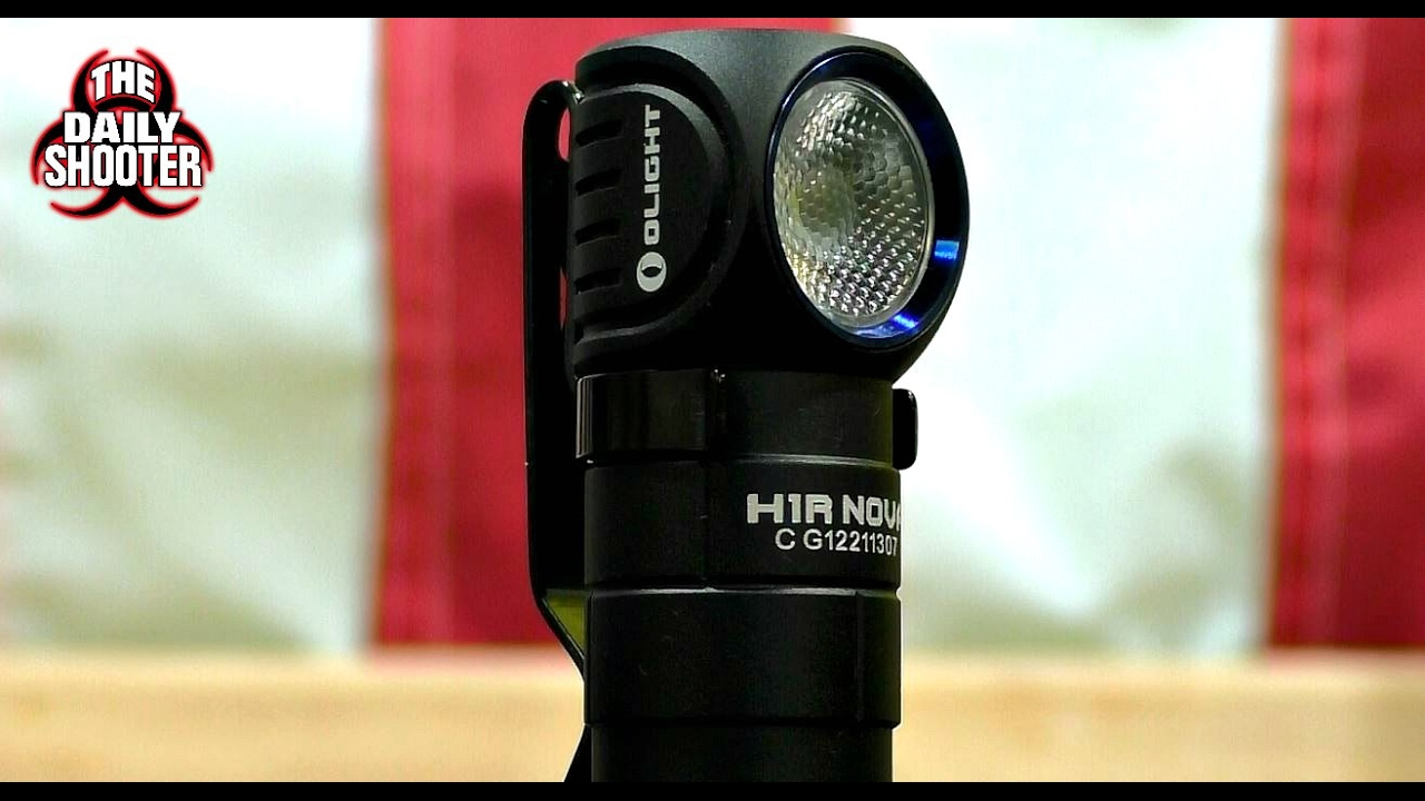 Olight H1R NOVA Headlamp Review