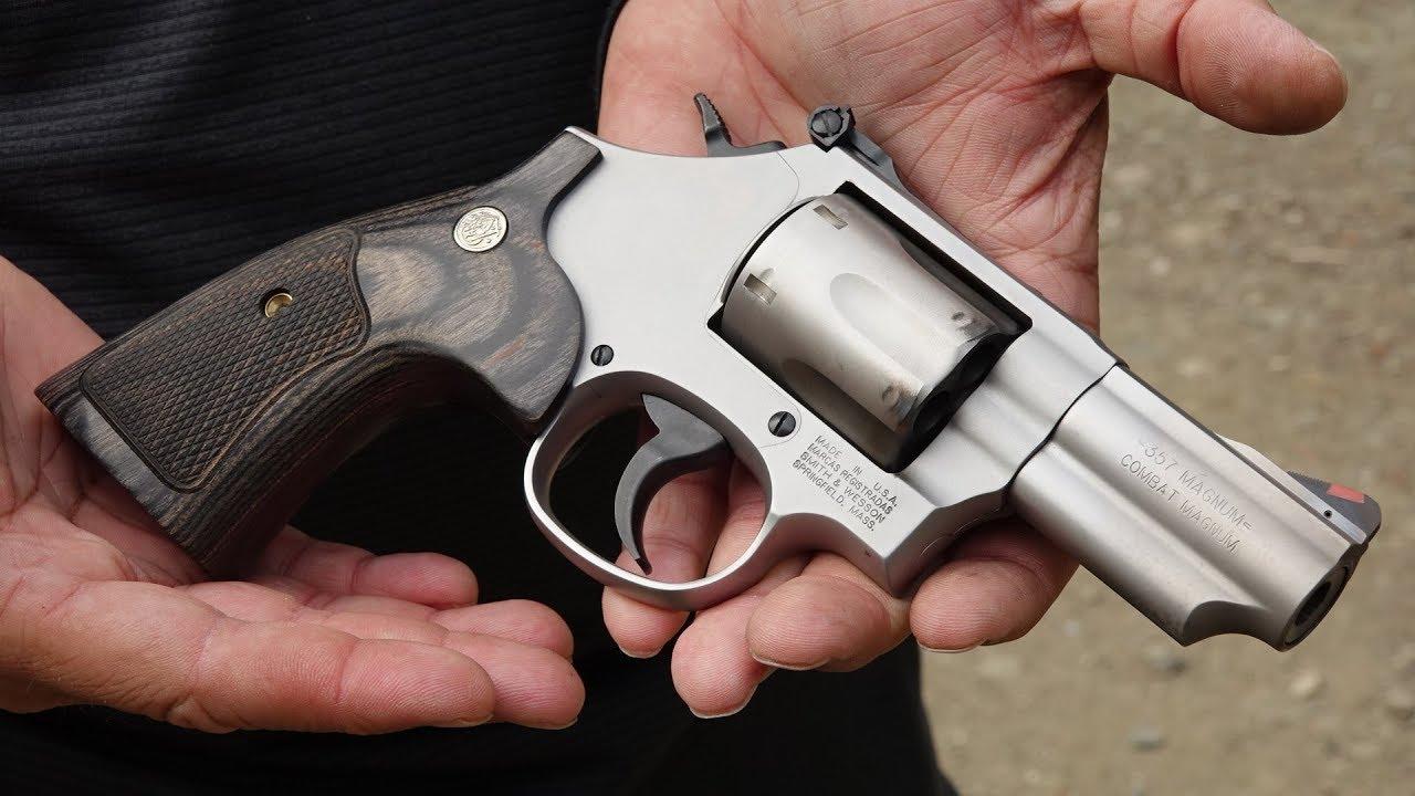 S&W Model 66 Combat Magnum 2.75