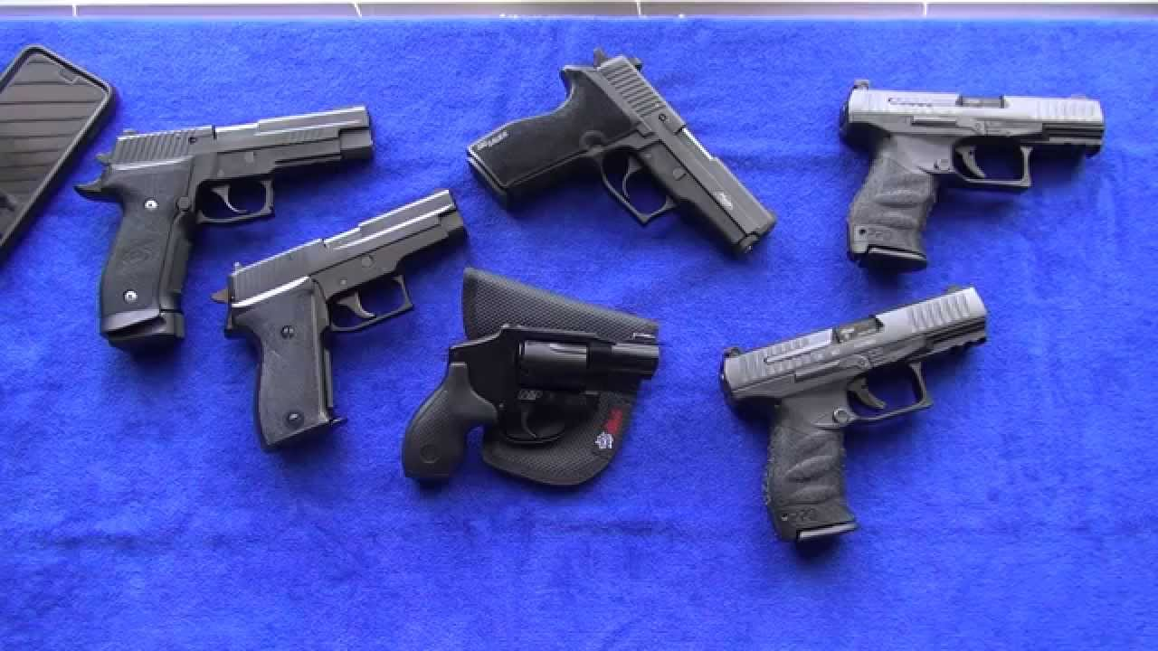 2015 Handgun Collection (HD)