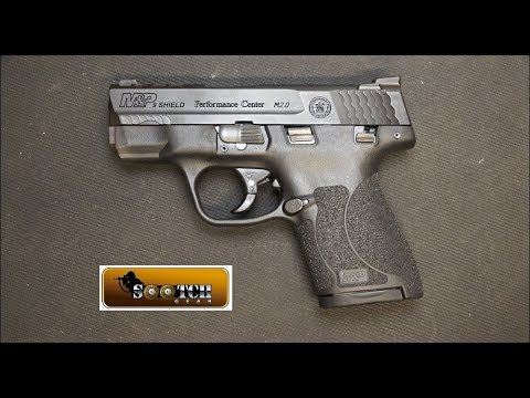 S&W Performance Center Shield 2 0 Review