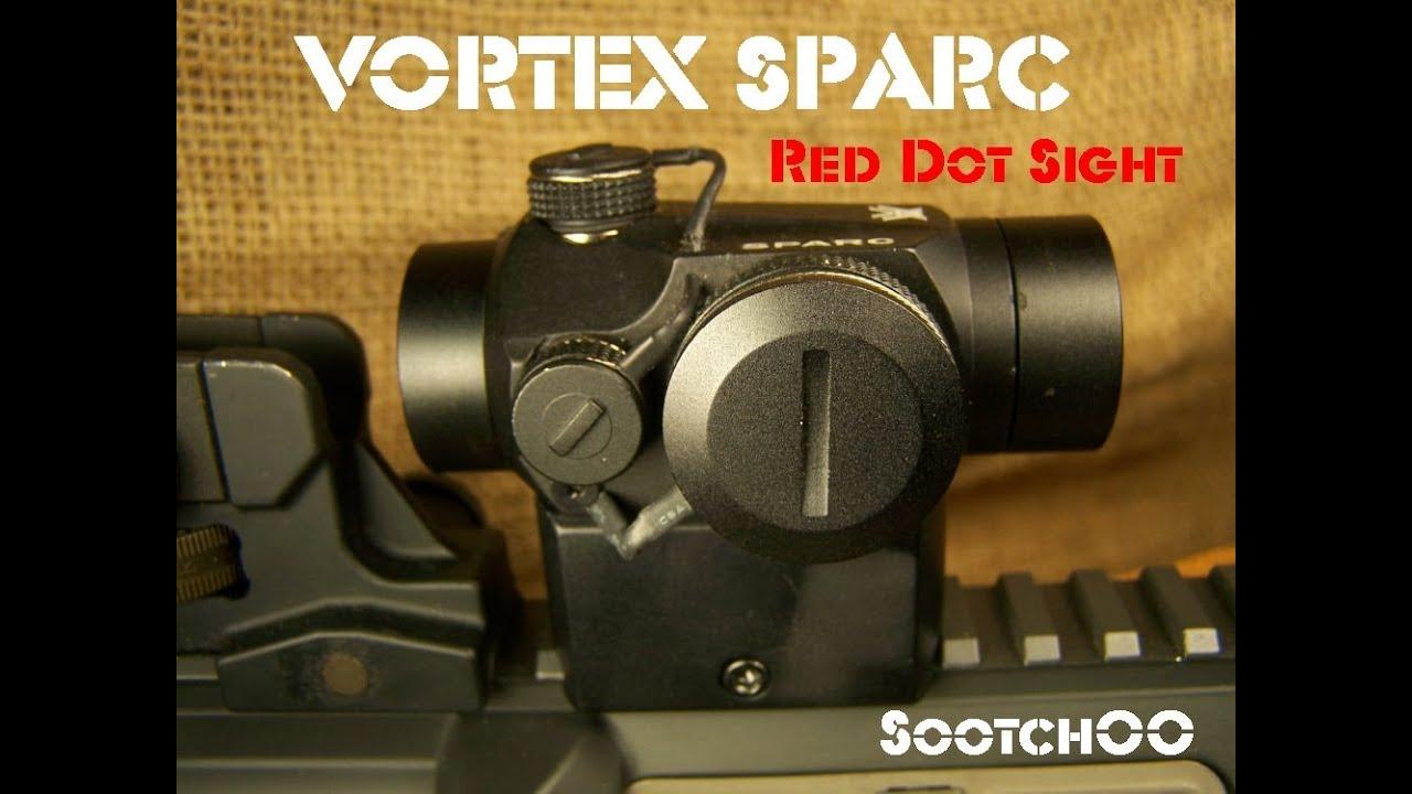 Vortex Sparc Red Dot Sight