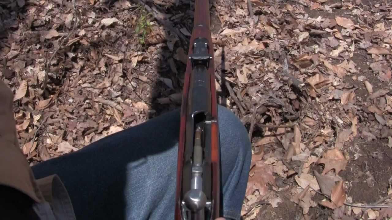 Mosin Nagant M44 ( Close-Up )