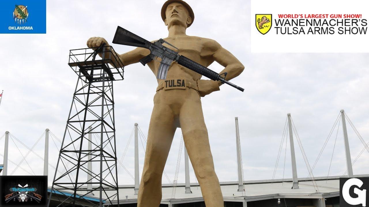 The Worlds Largest Gun Show, Wanenmacher's Tulsa Arms Show
