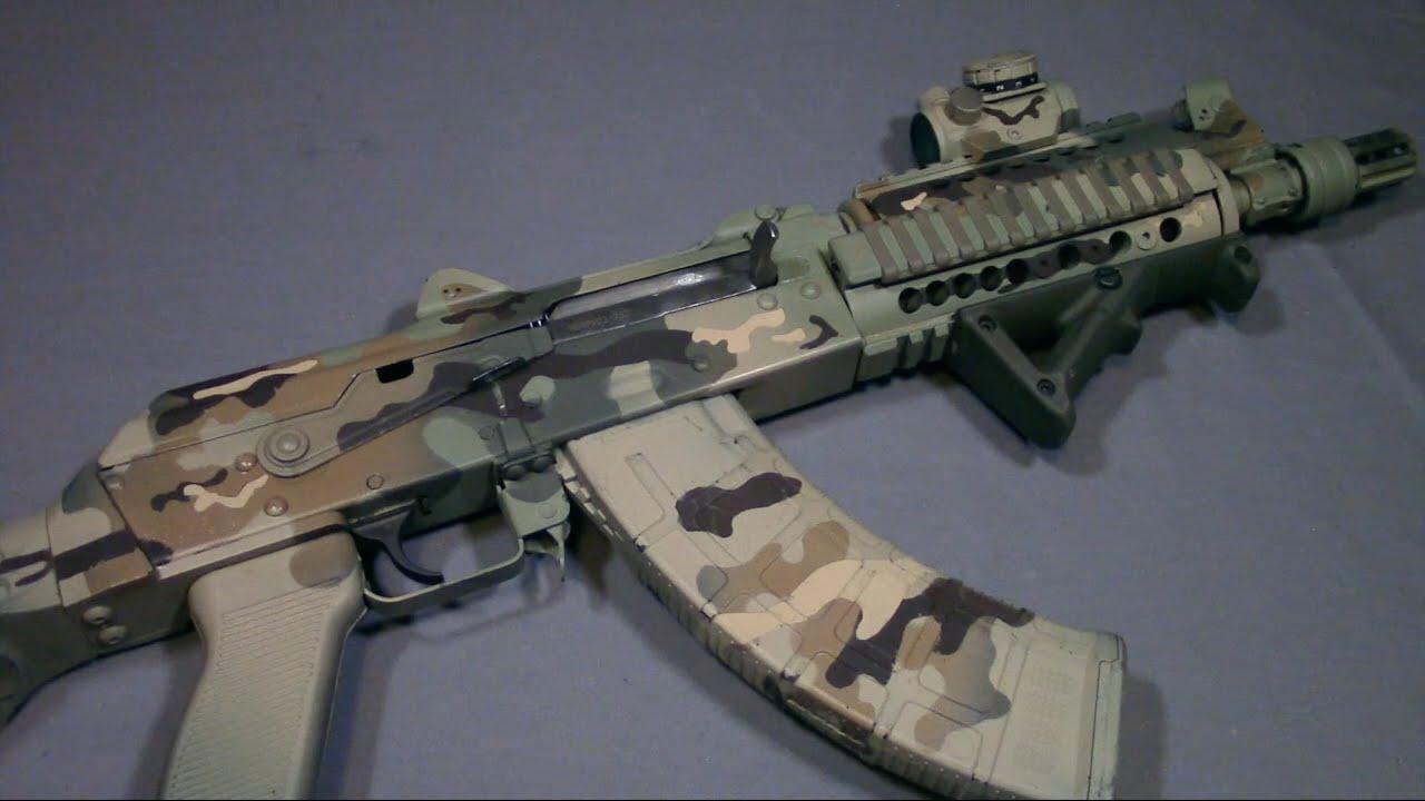 M92 PAP AK Pistol Review