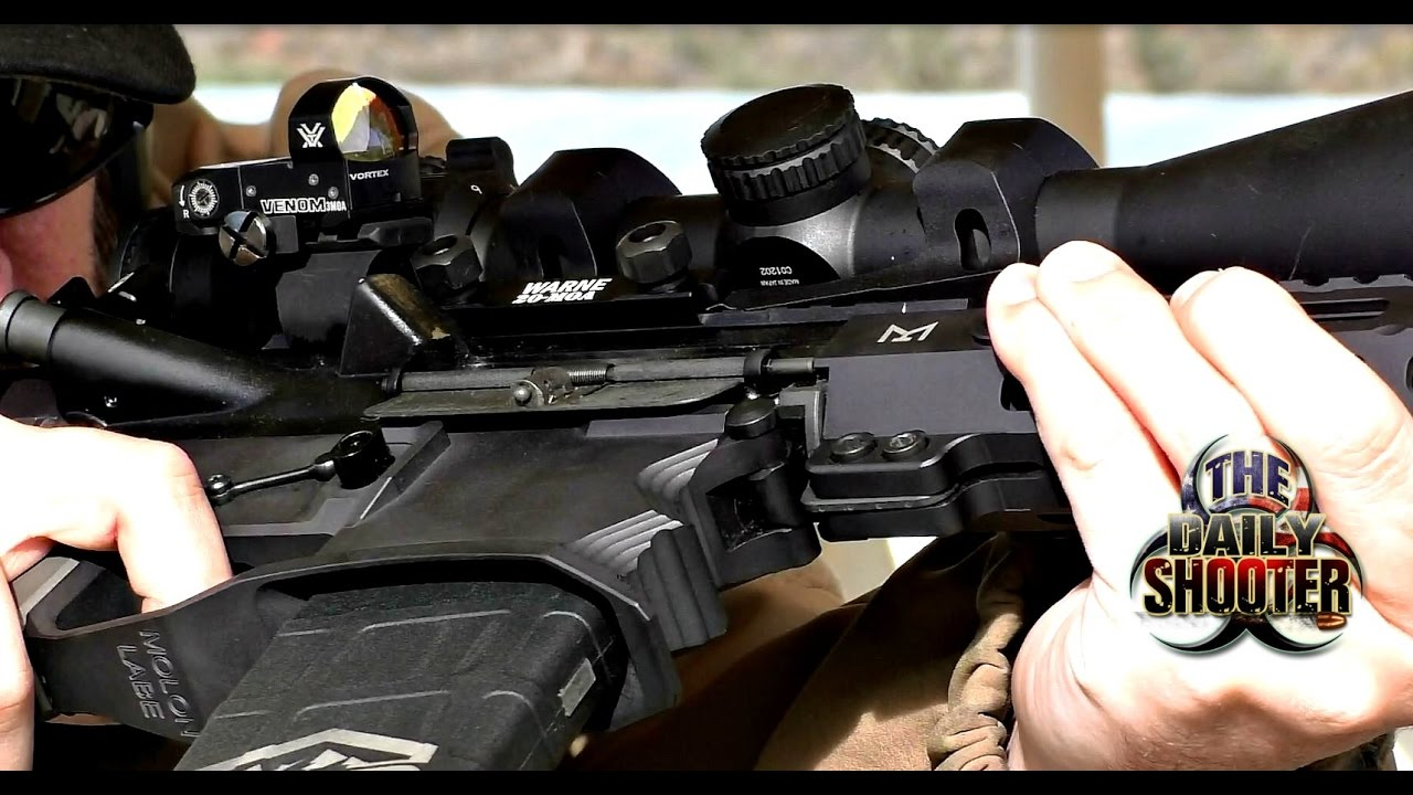 Vortex Venom 3 MOA Red Dot Review on AR15 with Midwest Industries Offset Mount