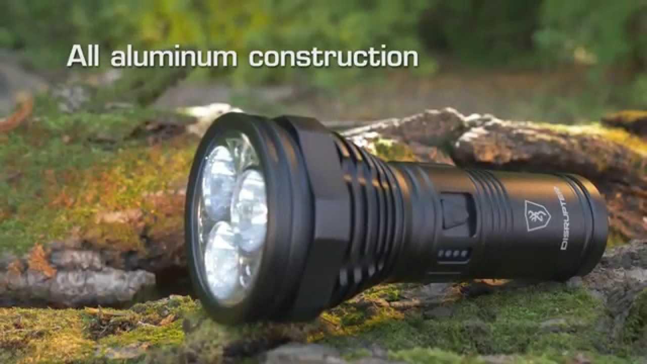 Browning Disrupter LED Searchlight v2