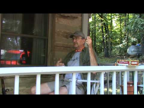 V-Log 3  (Front Porch Swing)