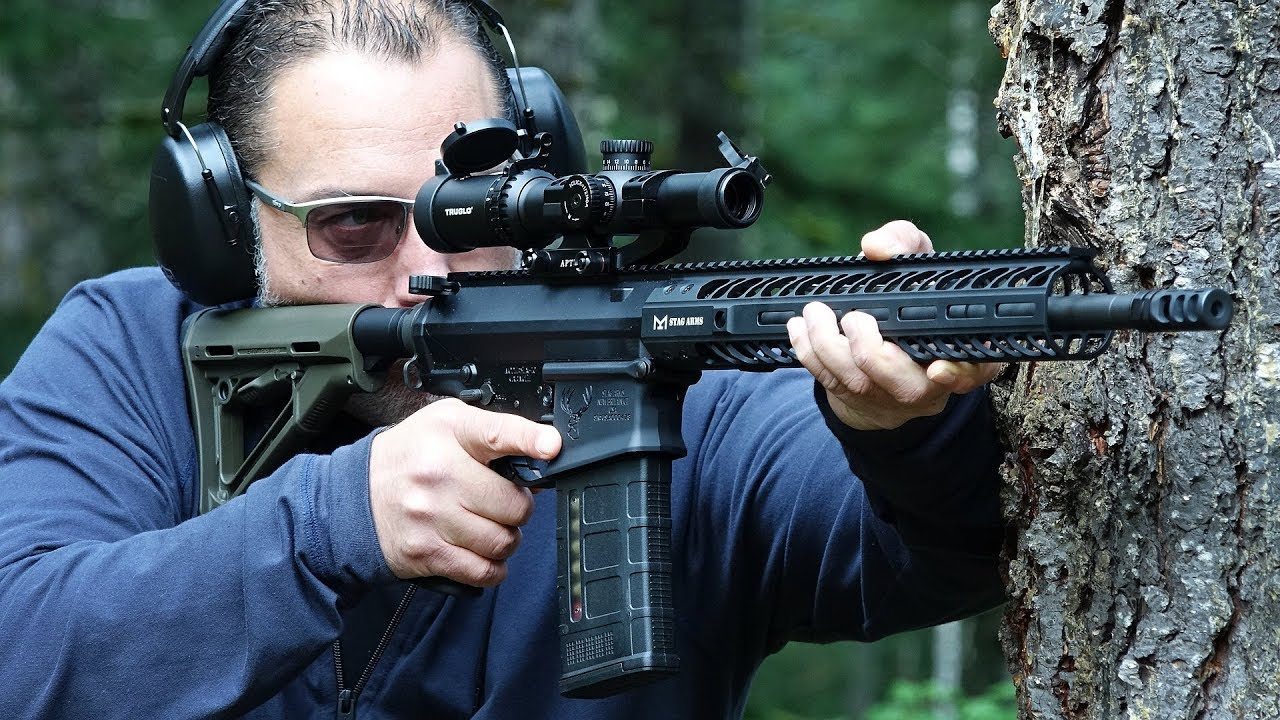 Stag Arms 10s .308 AR-10 Rifle Review