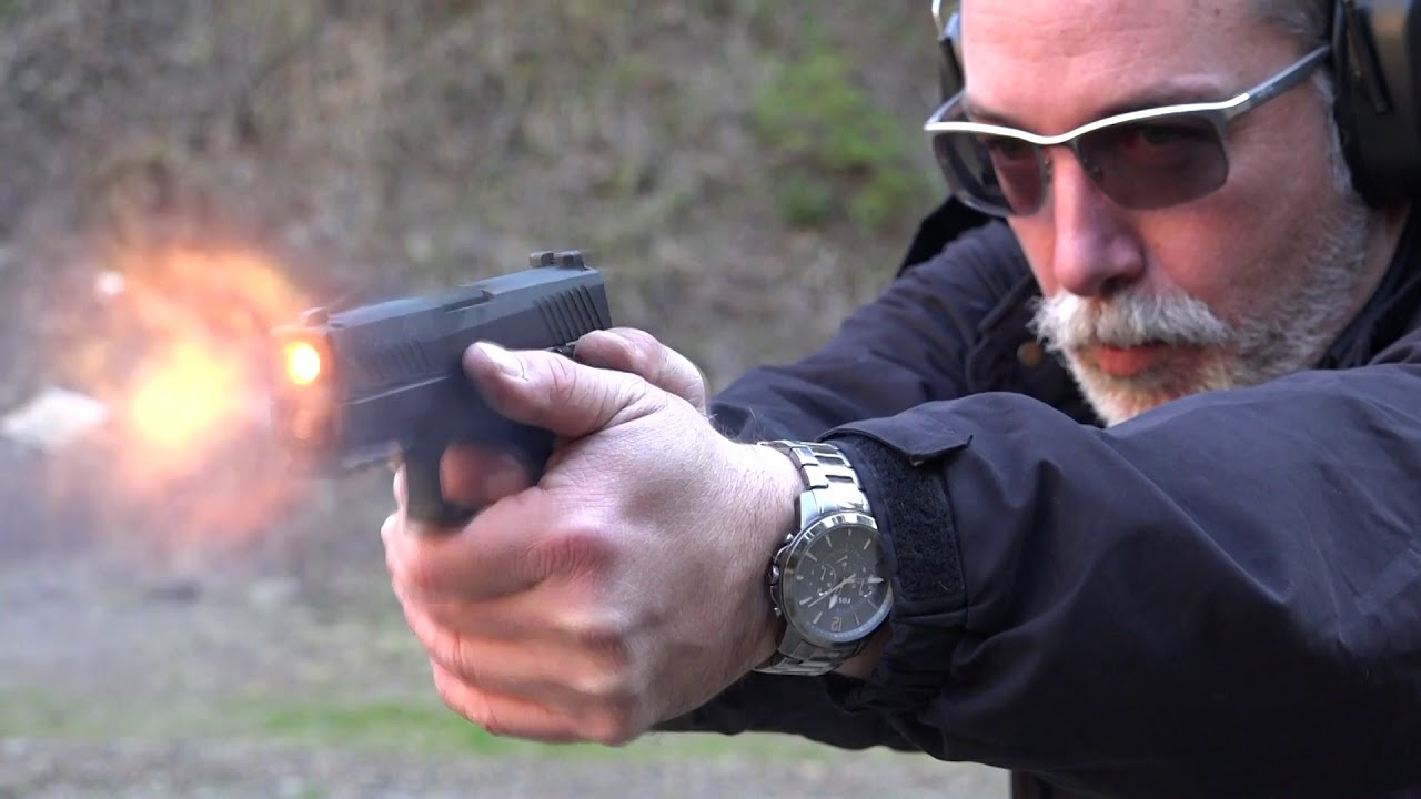 SIG Sauer P320 Compact DPM Systems Recoil Reduction System