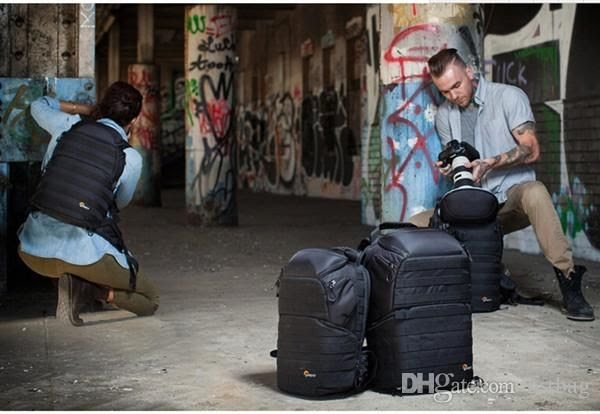 Lowepro ProTactic 450 AW UnBoxing and First Impression