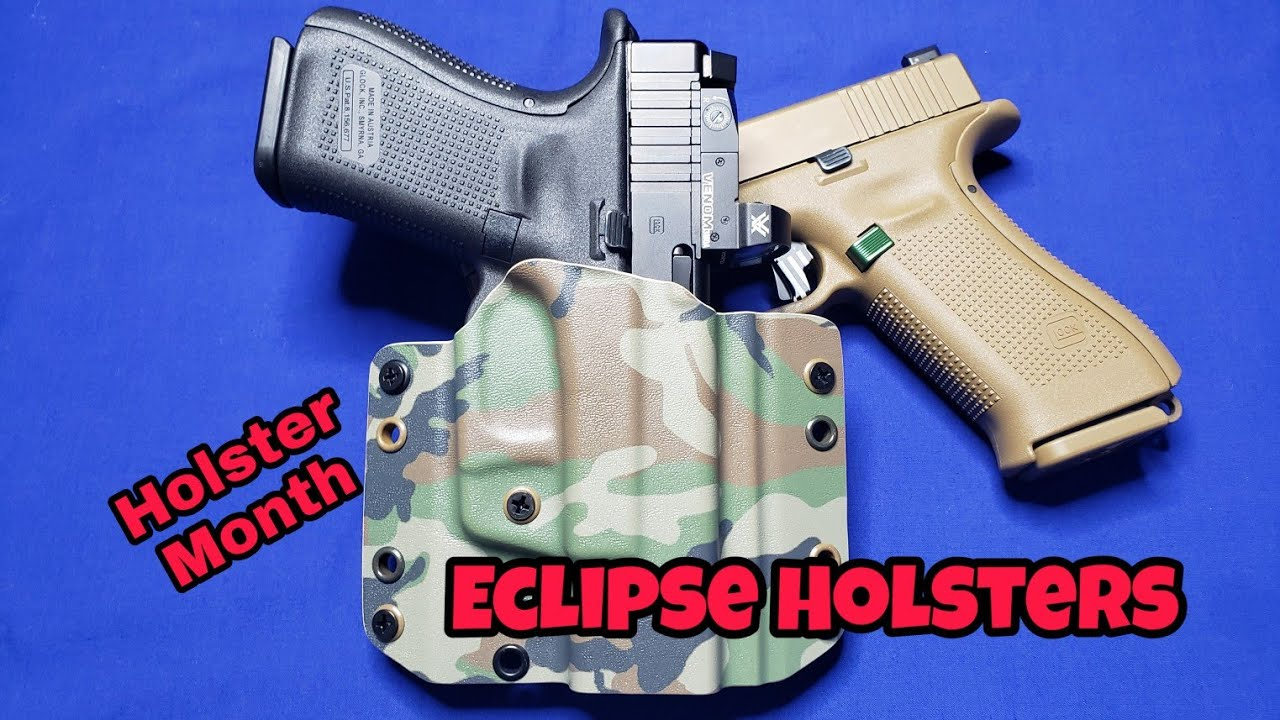 Eclipse Holsters: Holster Month
