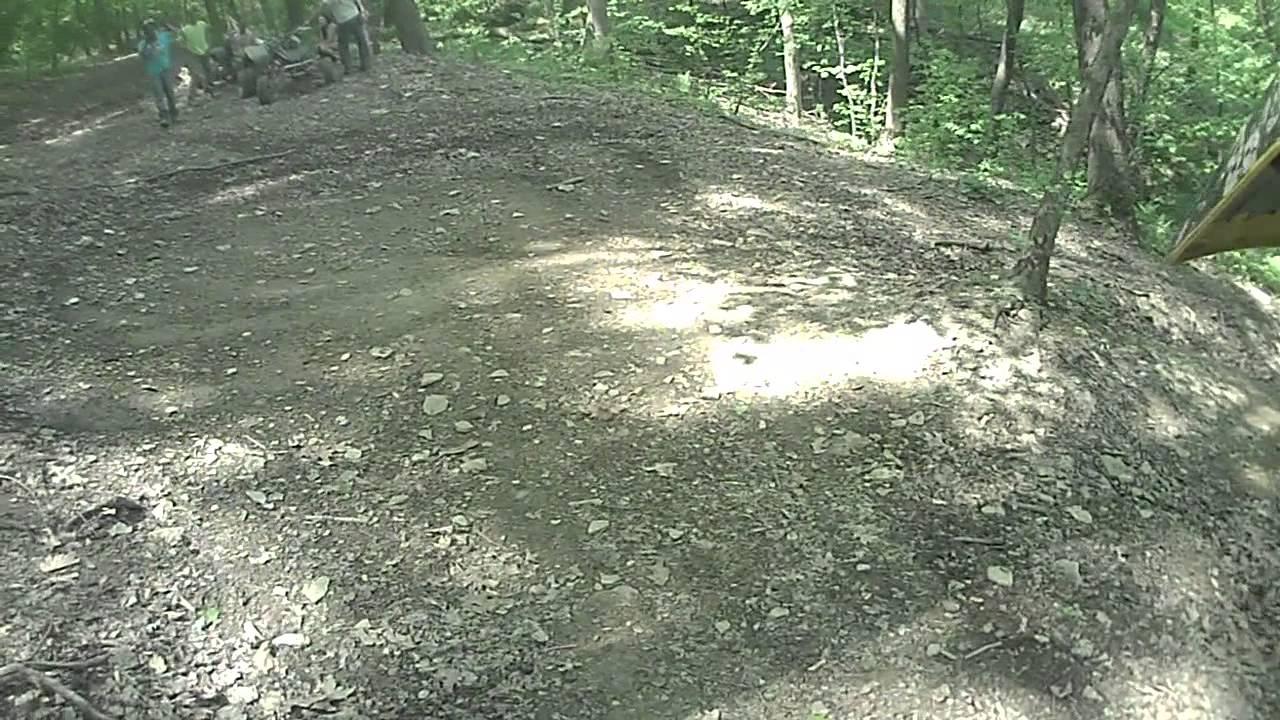 [HILLCLIMB OHIO] Weekend of 5-9/10-15 Hillclimbing and wrecks at Wellsville, Oh