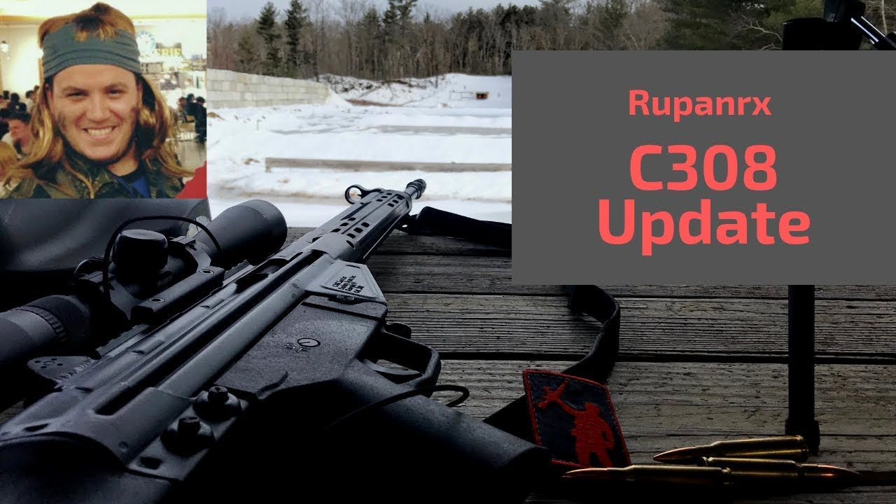 Century Arms C308 Accuracy... Garbage?