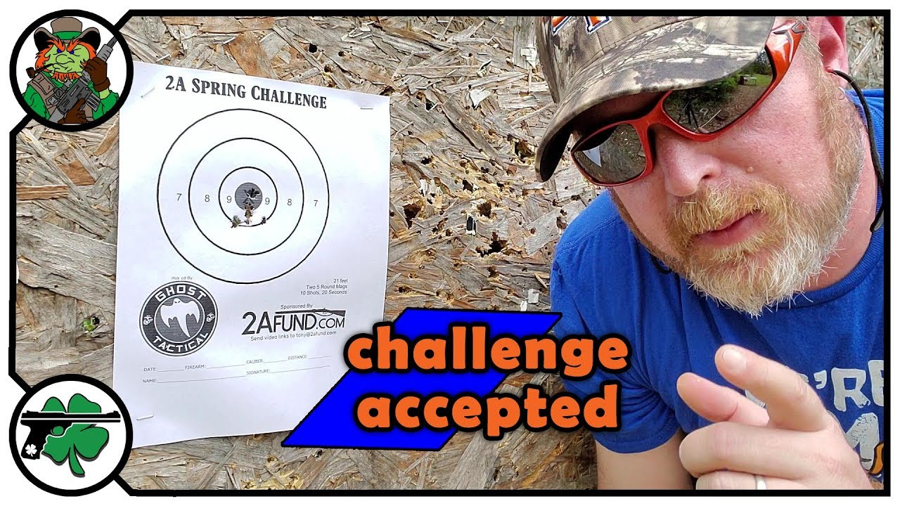 2A Spring Challenge VR To 2A Fund & Ghost Tactical