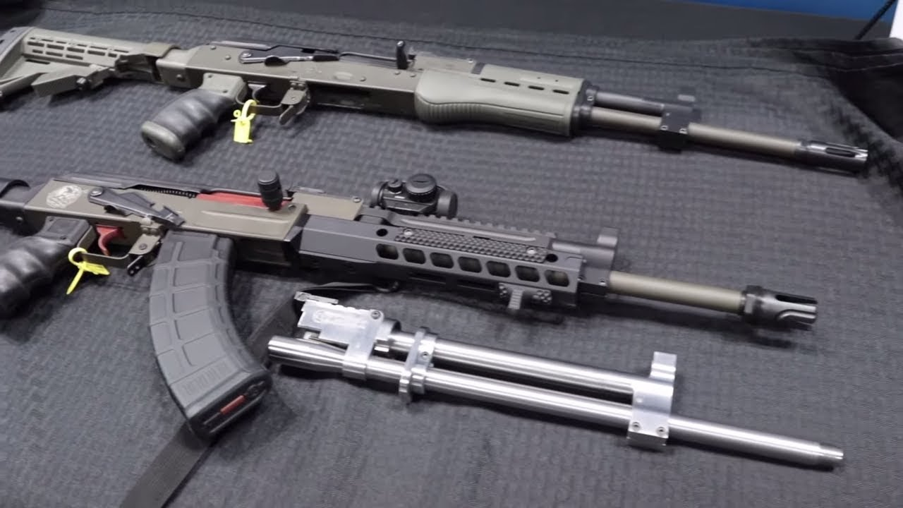 Acu-Tec Arms AK-47 NRAAM 2019