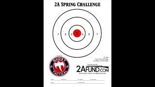 2afund Ghost Tactical 2A Spring Challenge