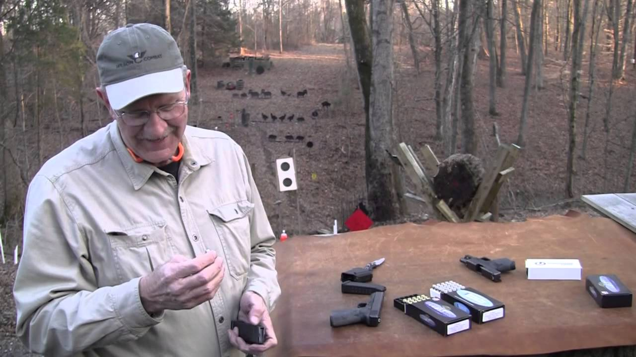 Glock 20 with Heavy Cast Bullets  ( Chapter 2 )