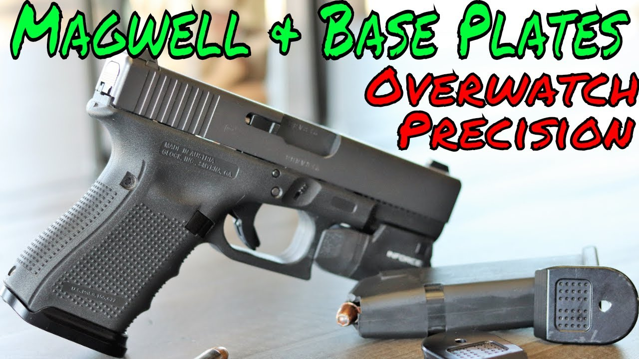 Overwatch Precision Glock Magwell
