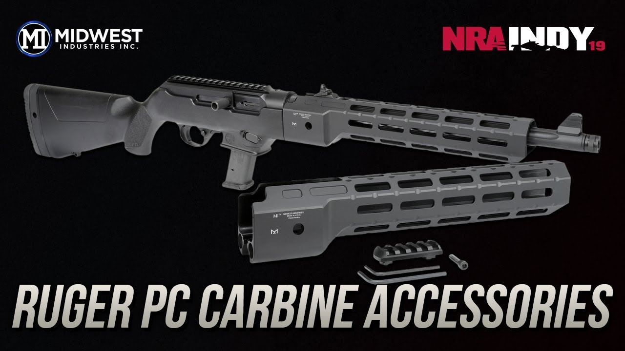 Ruger PC Carbine Accessories - Midwest industries