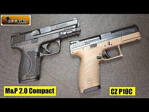 S&W M&P 2.0 Compact vs CZ P10C