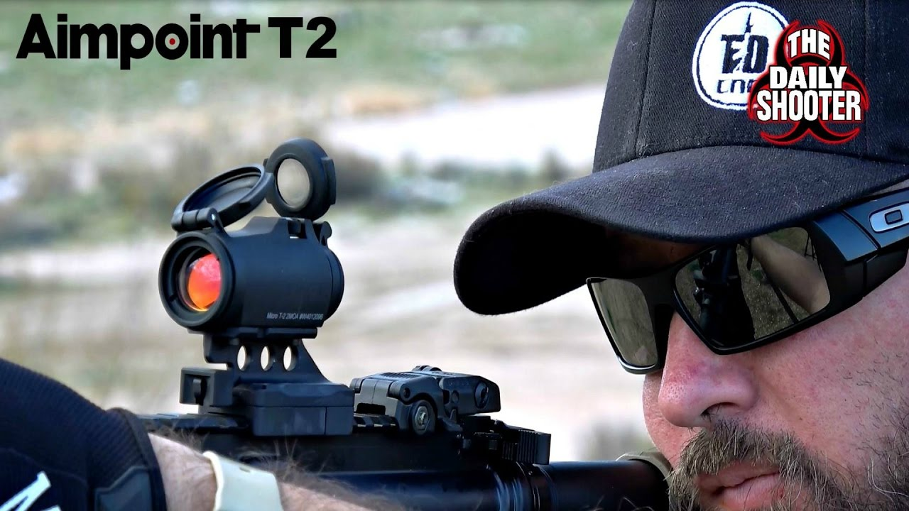 Aimpoint T2 & Kinetic Development Group SIDELOK Review and Testing