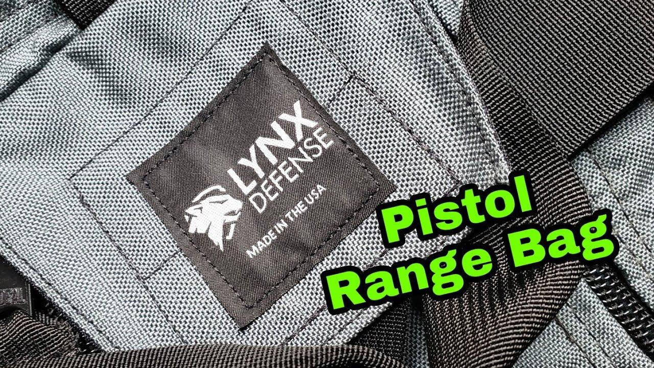Lynx Defense Range Bag