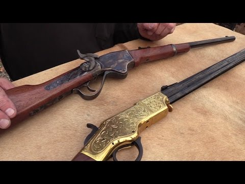 Henry Rifle vs Spencer